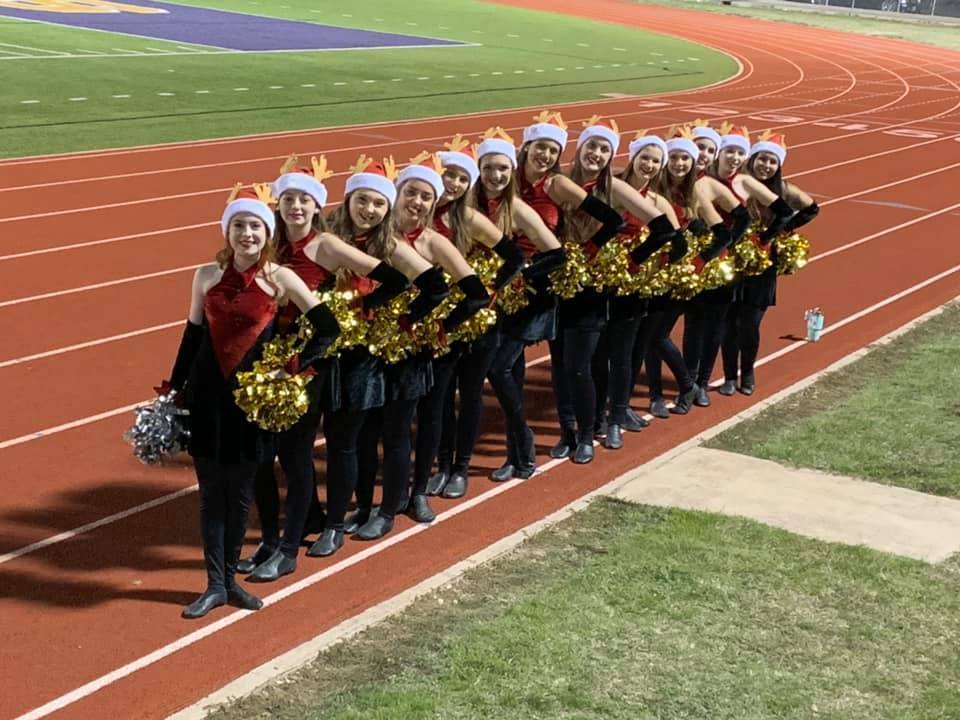 Navarro ISD Dance Department presented the Fine Arts Showcase